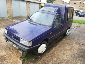 Picture of 1997 Fiat fiorino micro camper 1.7 turbo diesel moted,