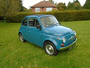 Picture of 1969 Delightful Fiat 500  SOLD