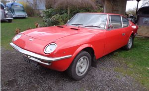 Picture of 1970 Fiat 125S Samantha Coupe by Vignale