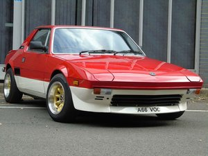 Picture of 1983 Fiat X1/9 1.5 VS 2dr