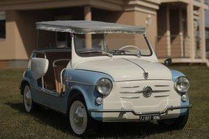 Fiat 600 Jolly Ghia Resto-Mod Mint