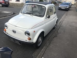 Picture of 1972 Fiat 500