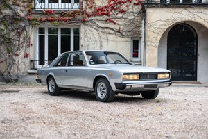 Picture of 1972 Fiat 130 V6 3200 Coupé For Sale by Auction