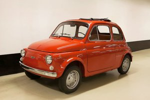 Picture of 1975 Fiat 500 R - No reserve