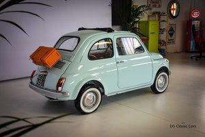 """Picture of 1965 Fiat 500 F - Rare """"Otto Bulloni"""" / Fully Restored"""