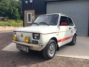 Picture of 1996 Fiat 126 abarth recreation