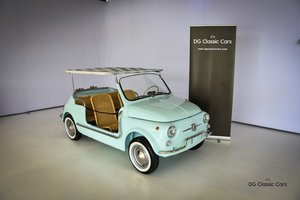 Picture of 1965 Fiat 500 Jolly Recreation - Nut & Bolt Restoration