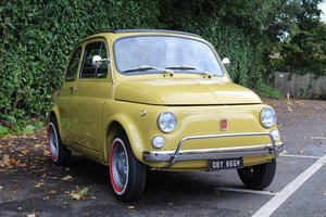 Picture of Fiat 500R 1974 - To be auctioned 30-10-20