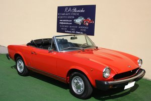 Picture of FIAT 124  1800 CONVERTIBLE OF 1976