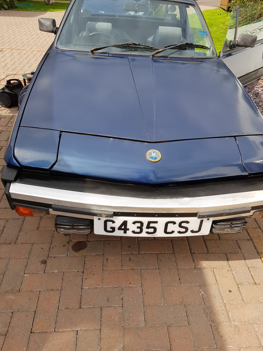 1989 Fiat x19 Bertone Gran Finale *New MOT*  For Sale (picture 6 of 6)