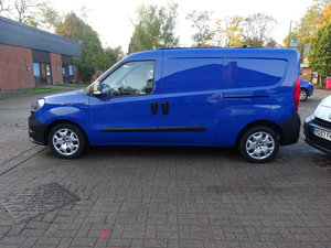 Picture of 2015 LWB FIAT DOBLO 1400cc DIESEL WITH A SLIDING SIDE DOOR 76,000 For Sale