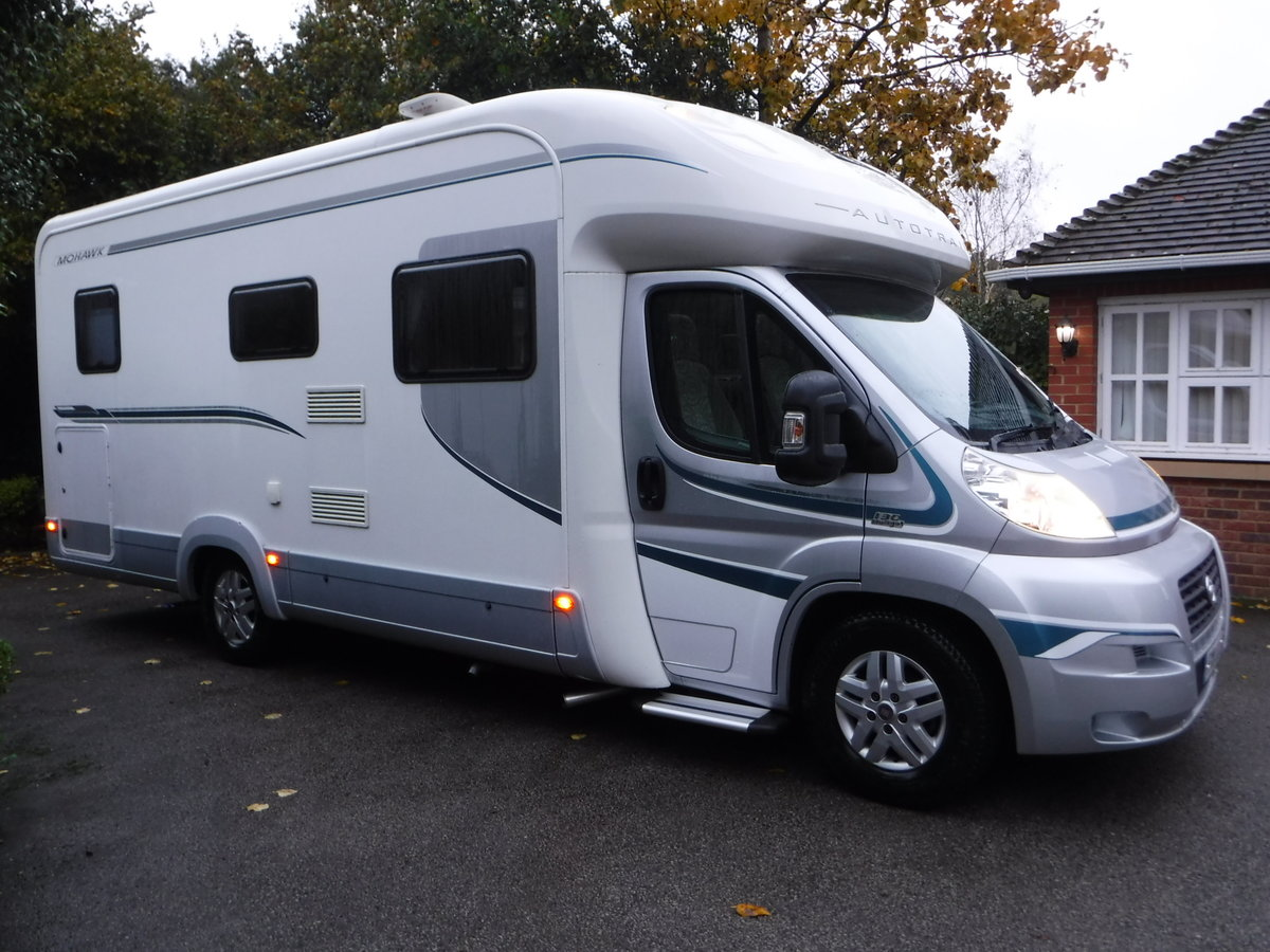 2011 Fiat Ducato Maxi Autorail Mohawk, 4 Berth, 2 Belted Seats  For Sale (picture 2 of 6)
