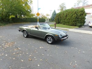 Picture of 1979 Fiat 124 Spider Presentable Driver -