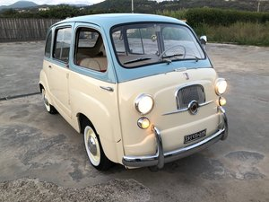 Picture of 1960 Fiat 600 multipla first series