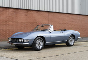 Picture of 1968 Fiat Dino Spider by Pininfarina (LHD) For Sale