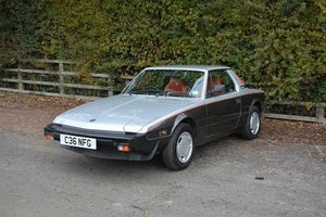 Picture of 1985 Fiat X1/9 VS