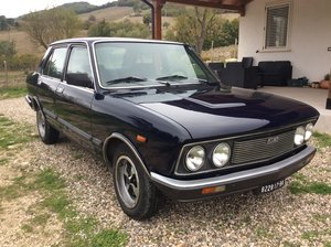 Picture of 1980 Fiat 132 2500 Diesel