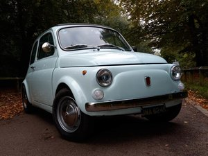 Picture of 1972 Fiat 500L LHD at ACA 7th November