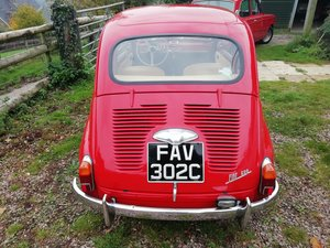 Picture of 1965 Fiat 600d