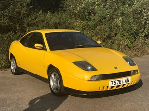 Stunning Fiat Coupe 20v n/a