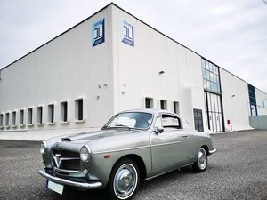 Picture of 1954 FIAT 1100 TV COUPE PININFARINA ELEGGIBILE 1000MIGLIA  For Sale