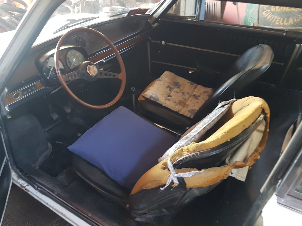 1971 Fiat 850 Sport Coupe For Sale (picture 3 of 6)
