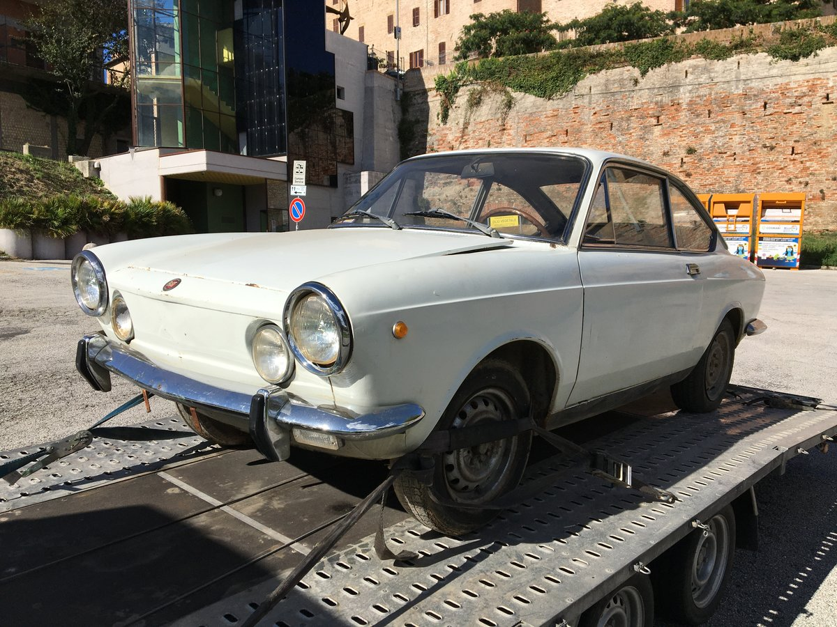 1971 Fiat 850 Sport Coupe For Sale (picture 4 of 6)