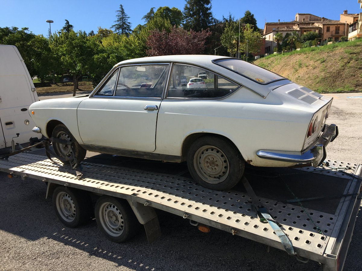 1971 Fiat 850 Sport Coupe For Sale (picture 6 of 6)