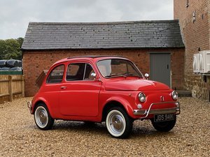 Picture of 1972 Fiat 500 Lusso. Free U.K Delivery For Sale