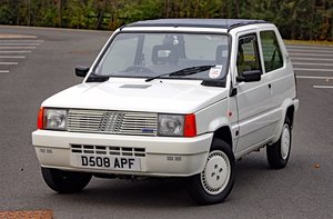 Picture of 1987 FIAT PANDA BIANCA