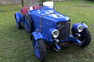 Picture of FIAT 508 BALILLA SPORT SILURO - 1934 For Sale