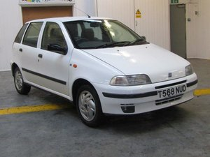 Picture of 1999 Fiat Punto SX 60 at ACA 7th November