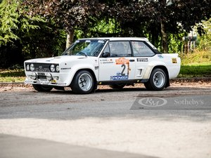 Picture of 1980 Fiat 131 Abarth Rally  For Sale by Auction