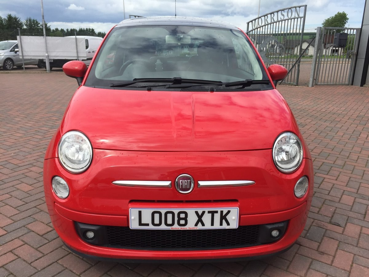 2008 Fiat 500 Sport Ferrari Limited Edition SOLD (picture 3 of 6)