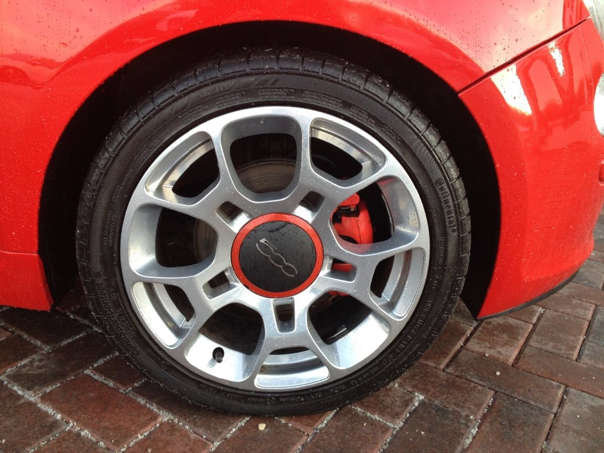 2008 Fiat 500 Sport Ferrari Limited Edition SOLD (picture 5 of 6)