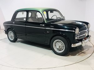 Picture of 1956 Fiat 1100 TV