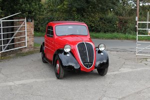 Picture of 1936 Fiat Topolino - RHD Prototype, History back to 1950s