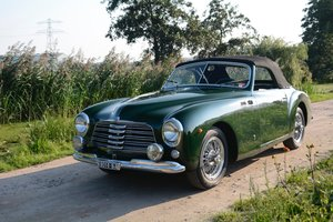 Picture of 1949 Fiat 1100 B Cabriolet Stabilimenti Farina One-Off, ex-MM '17
