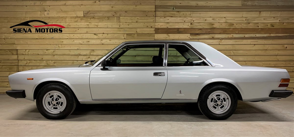 1973 FIAT 130 COUPE AUTOMATIC just 20,000 MILES For Sale (picture 1 of 6)