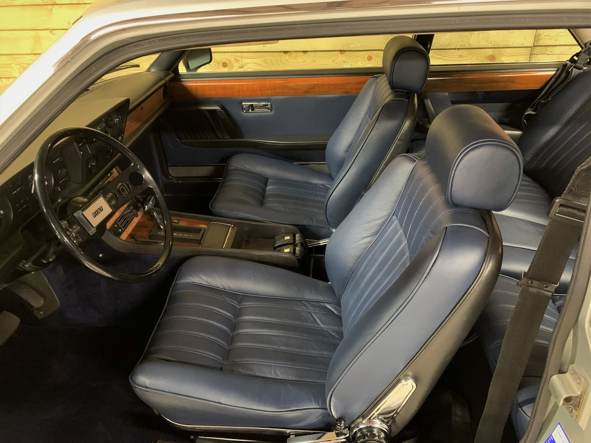 1973 FIAT 130 COUPE AUTOMATIC just 20,000 MILES For Sale (picture 4 of 6)
