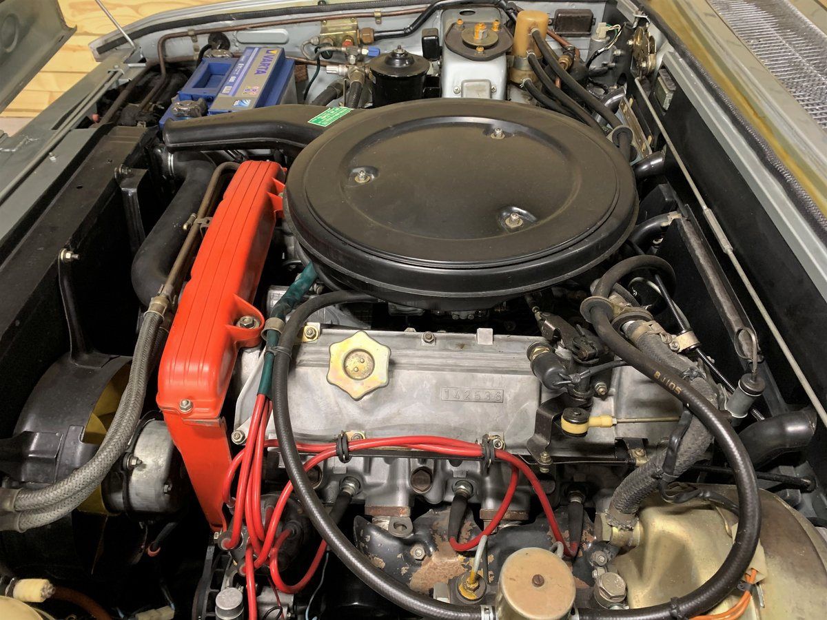 1973 FIAT 130 COUPE AUTOMATIC just 20,000 MILES For Sale (picture 6 of 6)