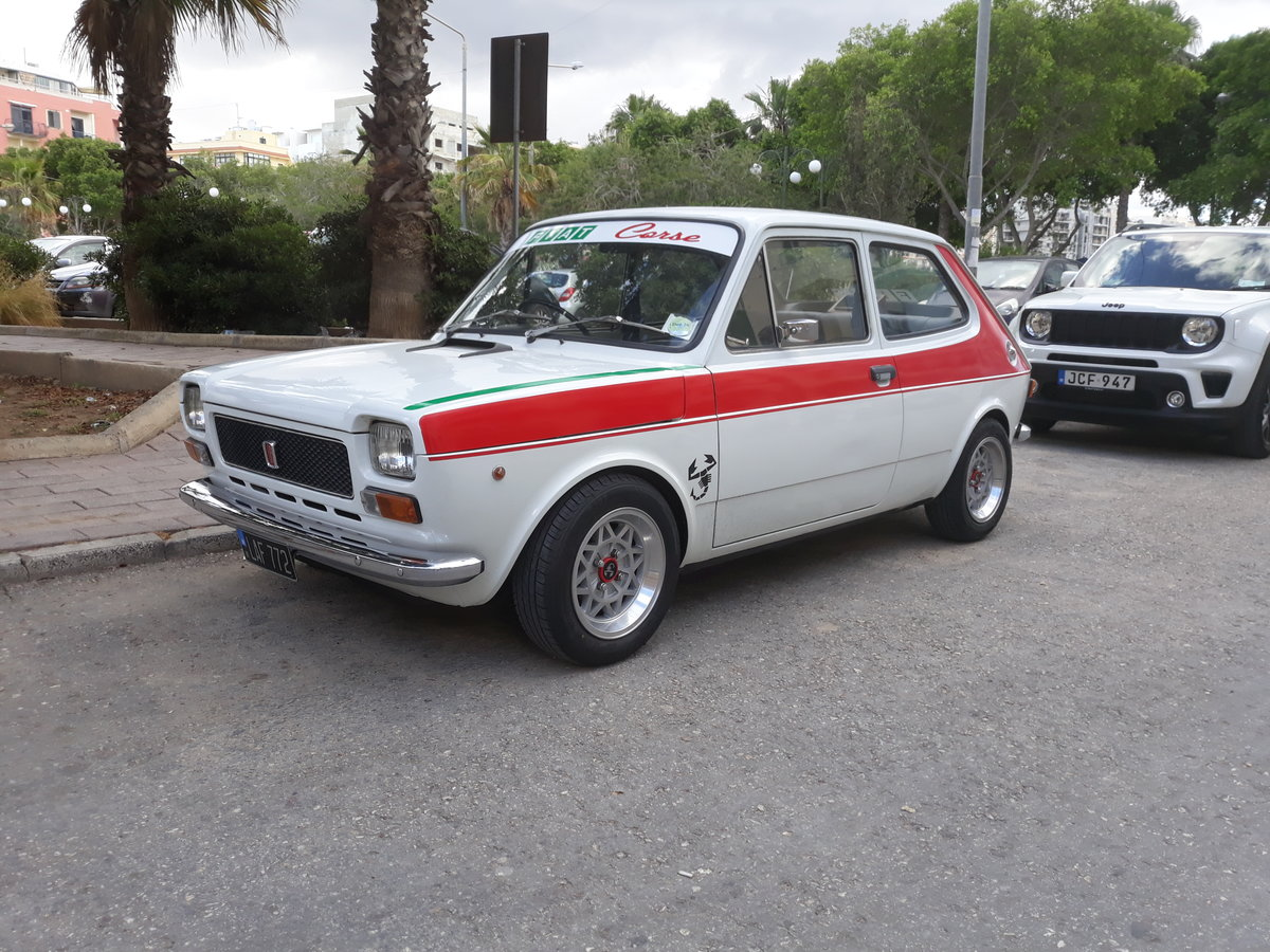 Picture of 1972 Fiat 127 first series Abarth look PRESERVED. For Sale