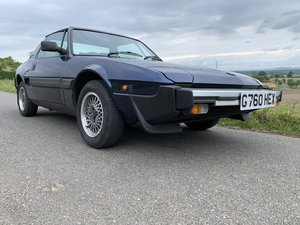 Picture of 1987 Drive a Fiat X1/9 in the Cotswolds