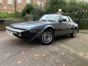 Picture of 1988 Fiat X19 Excellent Low mileage Example