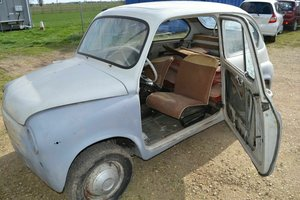 Picture of 1960 Forward opening doors with UK V5 for restoring