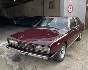 Picture of 1972 Fiat 130 Coupe - Manual For Sale