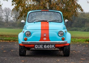Picture of 1972 Fiat 500 R. Proietti Special SOLD by Auction