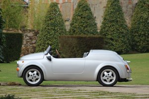 Picture of 1982 Fiat 595 Barchetta by Simpatico. 1 of 9 Made. Find another !