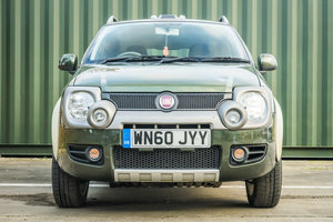Picture of 2010 Fiat Panda Cross M-Jet 4x4 the little big car! SOLD