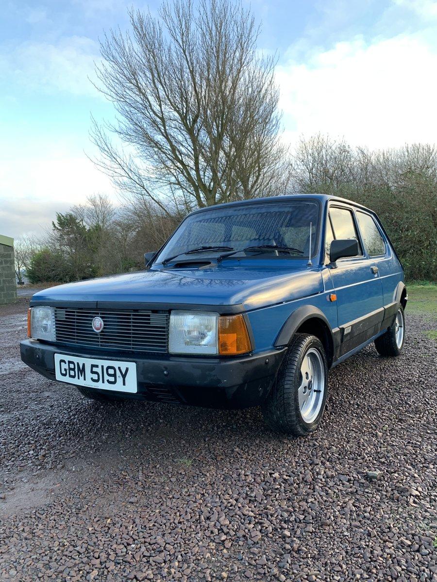 1983 Fiat 127 super 1050cc For Sale (picture 1 of 6)